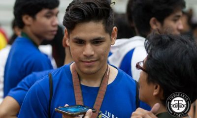 Tiebreaker Times Graduating Lasam relishes Ateneo's return to the throne Judo