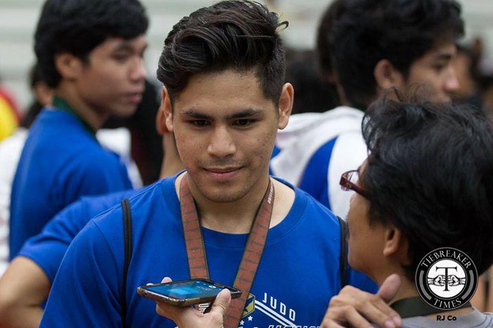 Philippine Sports News - Tiebreaker Times Graduating Lasam relishes Ateneo's return to the throne Judo