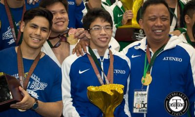 Tiebreaker Times Clemente flies high for Ateneo Judo Judo