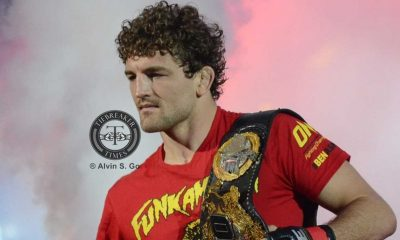 Tiebreaker Times Askren set to return to Manila for ONE: Global Rivals Mixed Martial Arts News  ONE Global Rivals ONE Championship Nikolay Aleksakhin Ben Askren