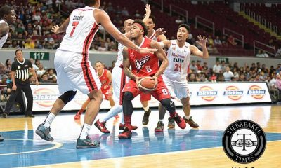 Tiebreaker Times Abueva favorite to win first BPC award Basketball News PBA  Terrence Romeo Shawn Taggart Ricardo Ratliffe PBA Season 41 Greg Slaughter Calvin Abueva Al Thornton 2016 PBA Commissioners Cup