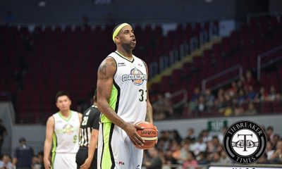 Tiebreaker Times Warner might just be Globalport's missing piece Basketball News PBA  Pido Jarencio PBA Season 41 Globalport Batang Pier Calvin Warner 2016 PBA Commissioners Cup