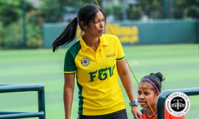 Tiebreaker Times Offensive improvement a must for Coach Let, Lady Tamaraws FEU Football News UAAP  UAAP Season 78 Women's Football Tournament UAAP Season 78 Women's Football UAAP Season 78 Let Dizon FEU Women's Football Team FEU Lady Tamaraws