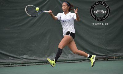 Tiebreaker Times Ateneo bounces back, keeps UP winless ADMU News Tennis UAAP UP
