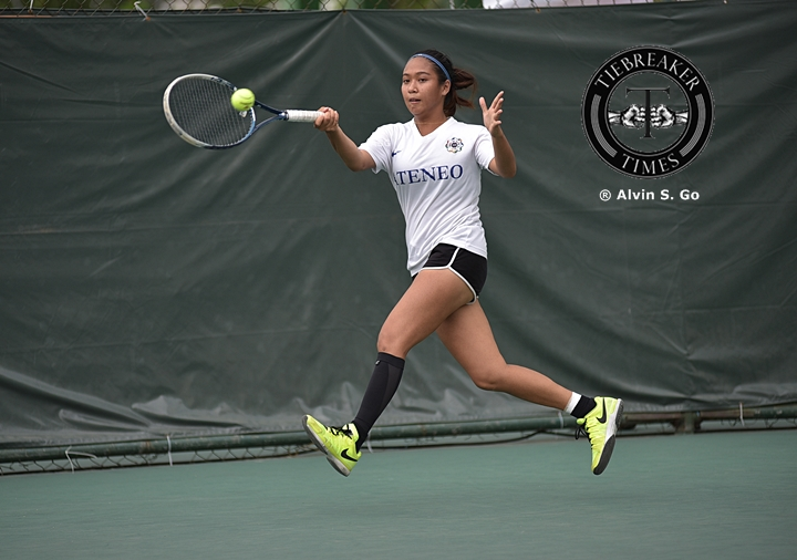 Tiebreaker Times Ateneo bounces back, keeps UP winless ADMU News Tennis UAAP UP
