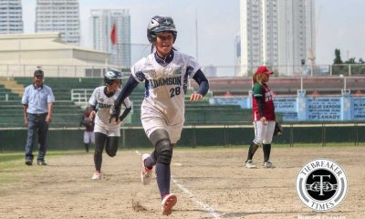 Tiebreaker Times Adamson takes 7-0 win over UP for 70th straight win AdU News Softball UAAP UP  UP Softball UAAP Season 78 Softball UAAP Season 78 MJ Abanes Lorna Adorable Dimpo Benjamen Cochise Diolata Angelie Ursabia Ana Santiago Adamson Softball