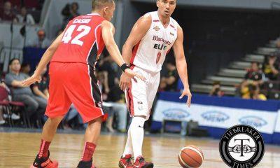Tiebreaker Times Cortez restores balance for Blackwater offense Basketball News PBA  PBA Season 41 Mike Cortez Leo Isaac Blackwater Elite 2016 PBA Commissioners Cup