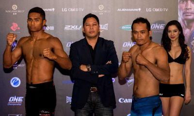 Tiebreaker Times Three Filipinos set for ONE: Tribe of Warriors in Indonesia Mixed Martial Arts News  Trestle Tan Rocky Batolbatol ONE Tribe of Warriors ONE Championship Jimmy Yabo Djatmiko Waluyo Bashir Ahmad Anthony Engelen