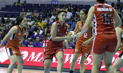 Tiebreaker Times Blackwater opens title defense with hard-earned win over Meralco 3x3 Basketball News PBA  Star Hotshots Regina Dela Merced Raiza Palmera-Dy PBA Season 41 Meralco Bolts Katherine Merilo Janice Abesamis Francesca Gomendoza Camille Sambile Blackwater Elite Analyn Belasa Ana Marika Iida Alaska Aces 2016 PBA-Tag Heuer Women's 3-on-3