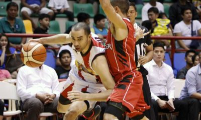 Tiebreaker Times Lutz on Wilkerson explosion: 'I knew in this league, he would be really good' Basketball News PBA  Tyler Wilkerson San Miguel Beermen PBA Season 41 Chris Lutz 2016 PBA Commissioners Cup