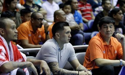 Tiebreaker Times Alapag enjoying mentorship role while preparing Meralco for the future Basketball News PBA  PBA Season 41 Meralco Bolts Jimmy Alapag 2016 PBA Commissioners Cup