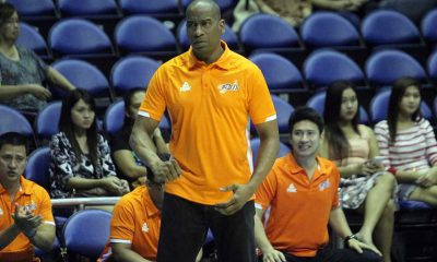 Tiebreaker Times Trillo: David still part of Meralco, but next move hasn't been discussed yet Basketball News PBA  PBA Season 41 Paolo Trillo Meralco Bolts Gary David 2016 PBA Commissioners Cup