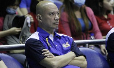 Tiebreaker Times Guiao maintains stand on 'world-class a--hole' Johnson, says he deserves lifetime ban Basketball News PBA  Yeng Guiao PBA Season 41 Ivan Johnson 2016 PBA Commissioners Cup