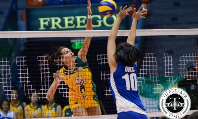 Tiebreaker Times Army turns back Foton for inagural PSL win News PSL Volleyball  Royse Tubino RC Cola Army Lady Troopers Patty Orendain Michelle Carolino Maika Ortiz Jovelyn Gonzaga Foton Toplander Danna Henson Angeli Araneta 2016 PSL Invitational Cup