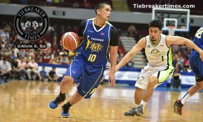 Tiebreaker Times Health is top priority for Ryan Reyes in Comms Cup return Basketball News PBA  Talk N Text Tropang Texters Ryan Reyes PBA Season 41 2016 PBA Commissioners Cup
