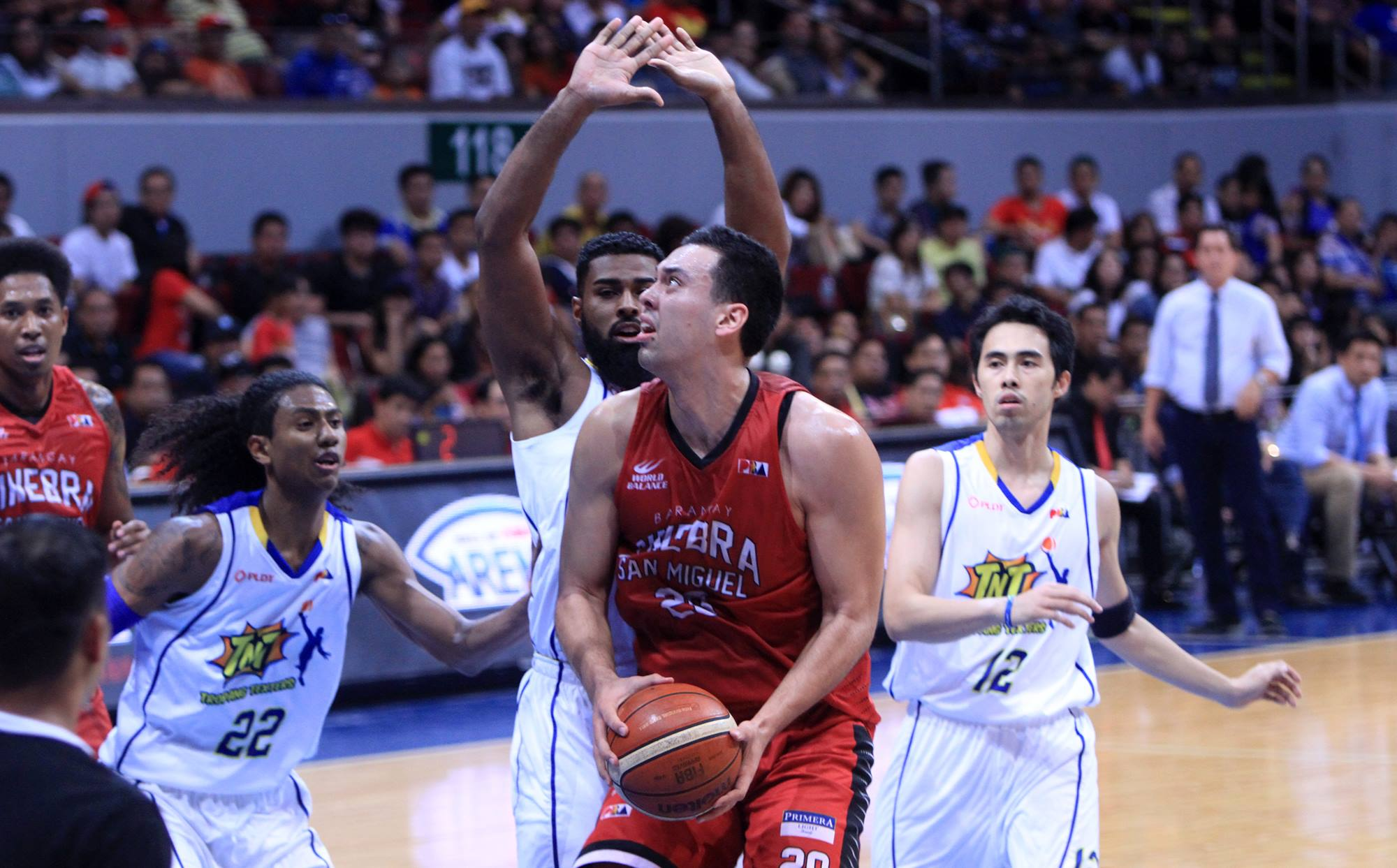 0708456b93 Tiebreaker Times Mercado, Slaughter says Ginebra has to be more consistent  on defense Basketball News