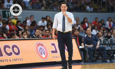 Tiebreaker Times Cone, Devance emphasize progress as Ginebra tries to improve day by day Basketball News PBA  Tim Cone PBA Season 41 Joe Devance Barangay Ginebra San Miguel 2016 PBA Commissioners Cup