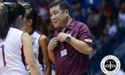 Tiebreaker Times Yee rues UP's lack of intensity against reeling NU News UAAP UP Volleyball  UP Women's Volleyball UAAP Season 78 Women's Volleyball UAAP Season 78 Jerry Yee