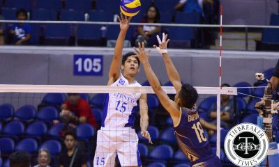 Tiebreaker Times Blue Eagles thrash Bulldogs in uneventful Finals rematch ADMU News NU UAAP Volleyball  Ysay Marasigan UAAP Season 78 Men's Volleyball UAAP Season 78 NU Men's Volleyball Marck Espejo Madz Gampong Kim Malabunga Karl Baysa James Natividad Ish Polvorosa Bryan Bagunas Ateneo Men's Volleyball