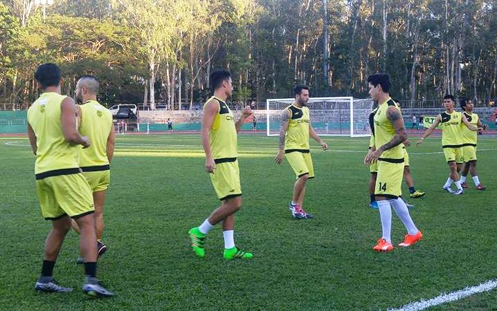 Philippine Sports News - Tiebreaker Times Ceres FC ready against Selangor FA in 2016 AFC Cup Group E Football News UFL  Ceres-La Salle FC Asian Football Confederation Cup 2016 AFC
