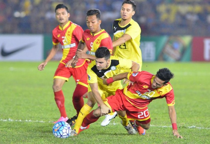 Philippine Sports News - Tiebreaker Times Ceres-La Salle digs deep to begin AFC Cup campaign with hard-earned stalemate Football News  Stephan Schrock Patrick Reichelt Manny Ott Louie Casas Kevin Ingreso Ceres-La Salle FC Bienvenido Marañon Asian Football Confederation Cup Adrian Gallardo 2016 AFC Cup 2016 AFC