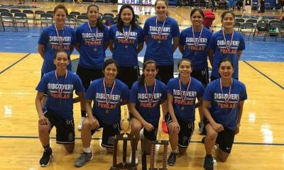 Tiebreaker Times Discovery Pilipinas cops second in Guam's Andersen AFB March Madness Basketball News  Rica Francisco MJ Galicia Mix Bautista Haydee Ong Ella Rodriguez Discovery Perlas Dinn Yamamoto Denise Tiu Camille Padilla Banjo Soriano April Siat Angeli Gloriani Alicia Mendez 2016 Andersen Air Force Base March Madness