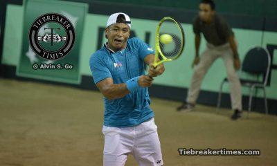 Tiebreaker Times Patrombon, Gonzales put Philippines to 2-0 lead over Kuwait Davis Cup News Tennis  Ruben Gonzales Mohammad Ghareeb Kuwait Jeson Patrombon Abdulrahman Alawadhi 2016 Davis Cup Group II Asia-Oceania