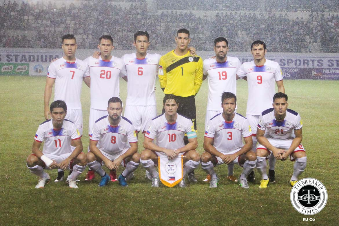 b625ed372 Tiebreaker Times Azkals list for round 2 of FIFA 2018 and AFC 2019  Qualifiers Football News