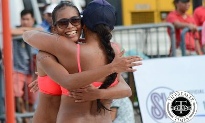 Tiebreaker Times Soriano on being both athlete and organzier for BVR Beach Volleyball BVR News  Gretchen Ho Fille Cainglet Dzi Gervacio Charo Soriano Beach Volleyball Republic Bea Tan