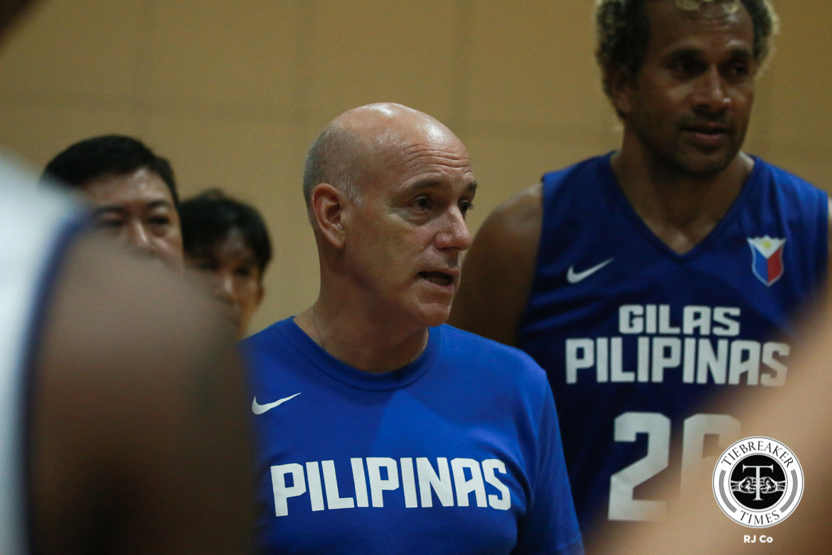 Tiebreaker Times Baldwin hopes Gilas makes most out of preparation time 2016 Manila OQT Basketball Gilas Pilipinas News Philippines  Tab Baldwin Gilas Pilipinas 2016 Basketball Olympic Qualifying Tournament