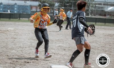Tiebreaker Times UST takes 2x-to-beat advantage in shutout of NU News NU Softball UAAP UST  UAAP Season 78 Softball Final Four UAAP Season 78 Softball UAAP Season 78 Sandy Barredo Mary Ann Ramos Kristine Acuna Hannah dela Torre Edgar delos Reyes Celestine Palma Ann Antolihao Aimee Watson