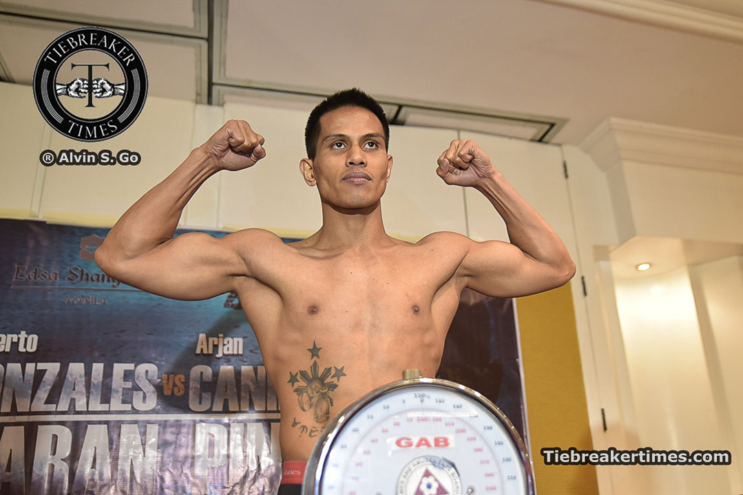 Philippine Sports News - Tiebreaker Times Bernabe Concepcion on his WBO Oriental fight: 'Isang magiging magandang laban ito' Boxing News  WBO Oriental Super Bantamweight Championship Bernabe Conception ALA Boxing Promotions