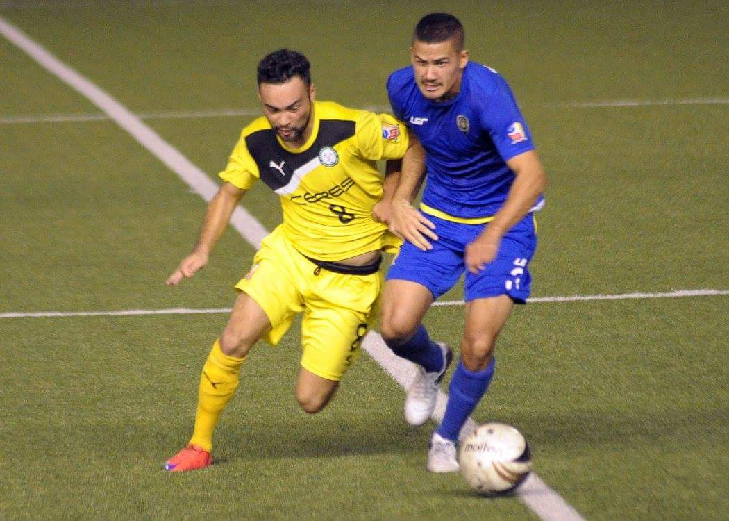 Tiebreaker Times Global overcome deficit to triumph over rivals Ceres Football News UFL  United Football League UFL Cup 2016 Robert Lopez Mendy Michael Casas Leigh Manson Kaya FC Global F.C