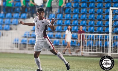 Tiebreaker Times Goalscoring woes evident for UP defender Clarino Football News UAAP UP  UP Men's Football Team UAAP Season 78 Men's Football UAAP Season 78 Ian Clarino