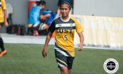 Tiebreaker Times Cabalan revels as Tigresses taste victory in her first start Football News UAAP UST  UST Women's Football Team UAAP Season 78 Women's Football UAAP Season 78 Jennizel Cabalan