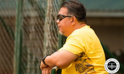 Tiebreaker Times The alpha and the omega of The Streak News Softball UAAP UST  UST Tiger Softbelles UAAP Season 78 Softball Tournament UAAP Season 78 Sandy Barredo