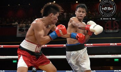 Tiebreaker Times SEA Games standout Ridhwan cherishes pro boxing debut Boxing News  Muhamad Ridhwan