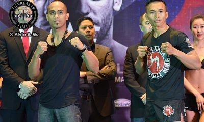 Tiebreaker Times Roy Doliguez, Burn Soriano slated for Throne of Tigers Mixed Martial Arts News ONE Championship  Saiful Merican Roy Doliguez ONE: Throne of Tigers Burn Soriano Alex Silva
