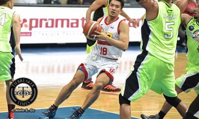 Tiebreaker Times Yap, Hotshots to make most out of long break to prepare for SMB Basketball News PBA  Star Hotshots PBA Season 41 James Yap 2016 PBA Commissioners Cup