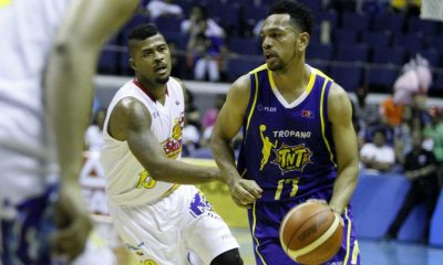 Tiebreaker Times Castro lights it up, leads TNT in blowout of ROS Basketball News PBA  Talk N Text Tropang Texters Ryan Reyes Rain or Shine Elasto Painters PBA Season 41 Maurice Charlo JR Quinahan Jong Uichico Jericho Cruz Jayson Castro Jai Reyes Caloy Garcia 2016 PBA Commissioners Cup