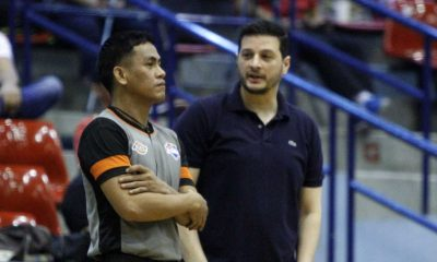 Tiebreaker Times Caida head coach Garcia blames carelessness in Game One loss Basketball News PBA D-League  Joseph Terso Jio Jalalon Caloy Garcia Caida Tile Masters 2016 PBA D-League Season 2016 PBA D-League Aspirants Cup