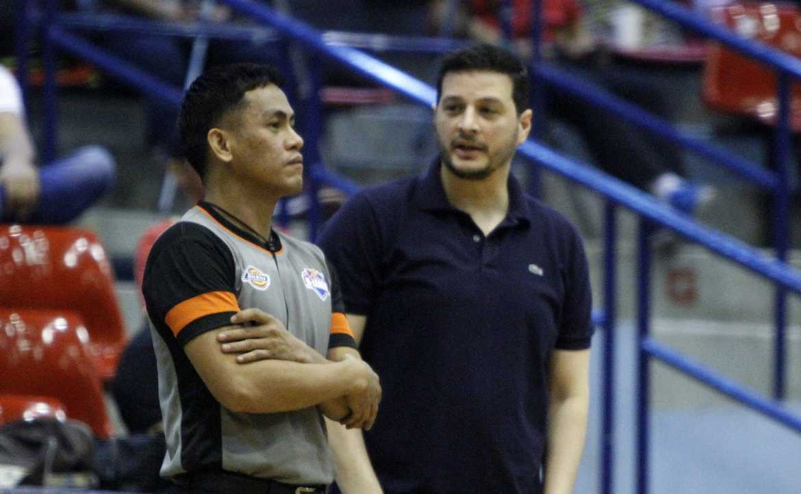 Philippine Sports News - Tiebreaker Times Caida head coach Garcia blames carelessness in Game One loss Basketball News PBA D-League  Joseph Terso Jio Jalalon Caloy Garcia Caida Tile Masters 2016 PBA D-League Season 2016 PBA D-League Aspirants Cup