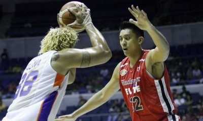 Tiebreaker Times Kyle Pascual feels he can thrive in Blackwater system Basketball News PBA  PBA Season 41 Kyle Pascual Blackwater Elite 2016 PBA Commissioners Cup