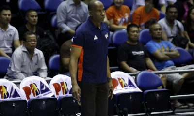 Tiebreaker Times Black on David suspension: 'No player or coach is above the team' Basketball News PBA  PBA Season 41 Norman Black Meralco Bolts Gary David 2016 PBA Commissioners Cup