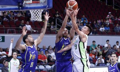 Tiebreaker Times Yeo curious about decline in minutes, says decision to bench him 'weird' Basketball News PBA  Pido Jarencio PBA Season 41 Mikee Romero Joseph Yeo Globalport Batang Pier 2016 PBA Commissioners Cup