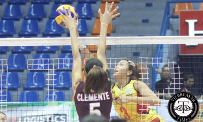 Tiebreaker Times F2 Logistics eliminates resilient New San Jose for third win News PSL Volleyball  New San Jose Builders Victorias Maribeth Lara Lourdes Clemente Lilet Mabbayad Jamela Suyat F2 Logistics Cargo Movers Danika Gendrauli Aby Marano 2016 PSL Invitational Cup