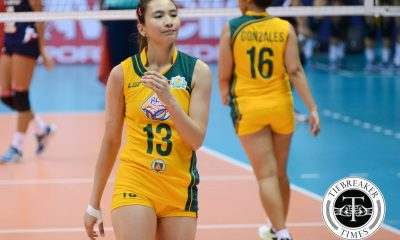 Tiebreaker Times Daquis on PSL All Stars team: 'We're competitive' News PSL Volleyball  Rachel Anne Daquis Petron-PSL All Stars Jen Reyes Jeanette Panaga Cha Cruz Aiza Pontillas 2016 Thai-Denmark Super League