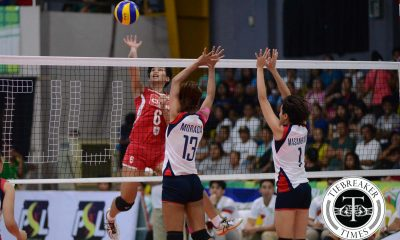 Tiebreaker Times Cignal stays alive, overcomes Petron in five-set thriller News PSL Volleyball  Sam Acaylar Rizza Mandapat Petron Tri-activ Spikers Mayette Zapanta Maica Morada Jheck Dionela Jen Reyes Jeanette Panaga Jannina Navarro Grace Masangkay Djanel Cheng Cignal HD Spikers Aiza Pontillas 2016 PSL Invitational Cup