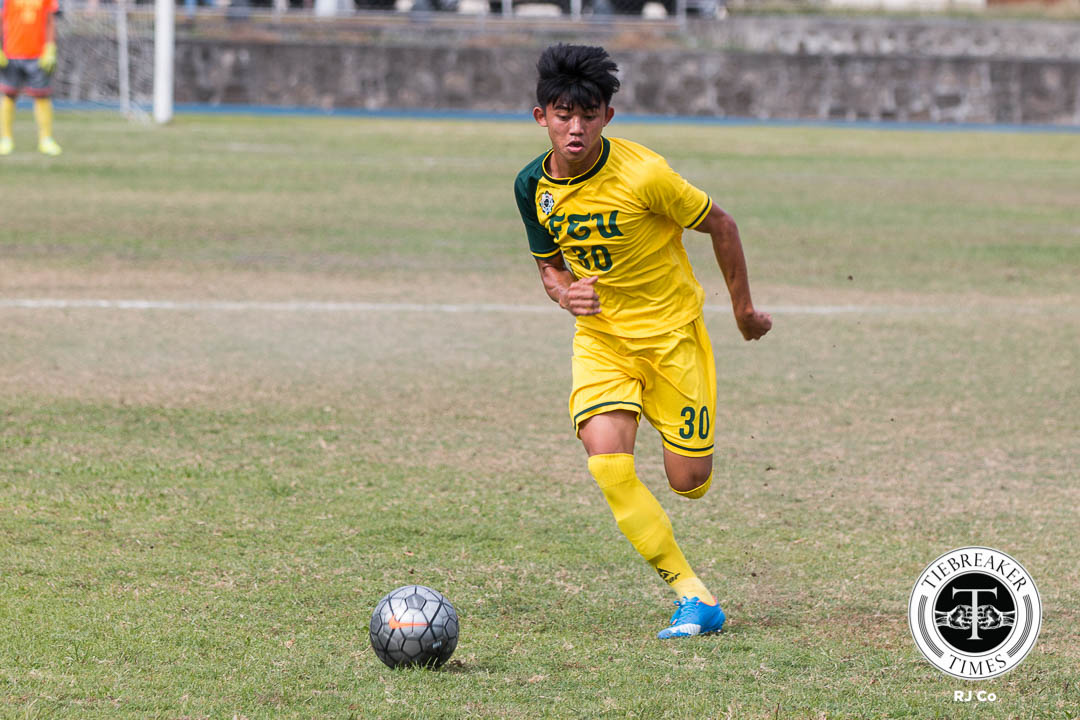 Tiebreaker Times More to come from Andes, FEU in Tamaraws' bid to preserve UAAP dominance FEU Football UAAP  UAAP Season 78 Football UAAP Season 78 Rico Andes Master Kim Chul Su FEU Men's Football Team