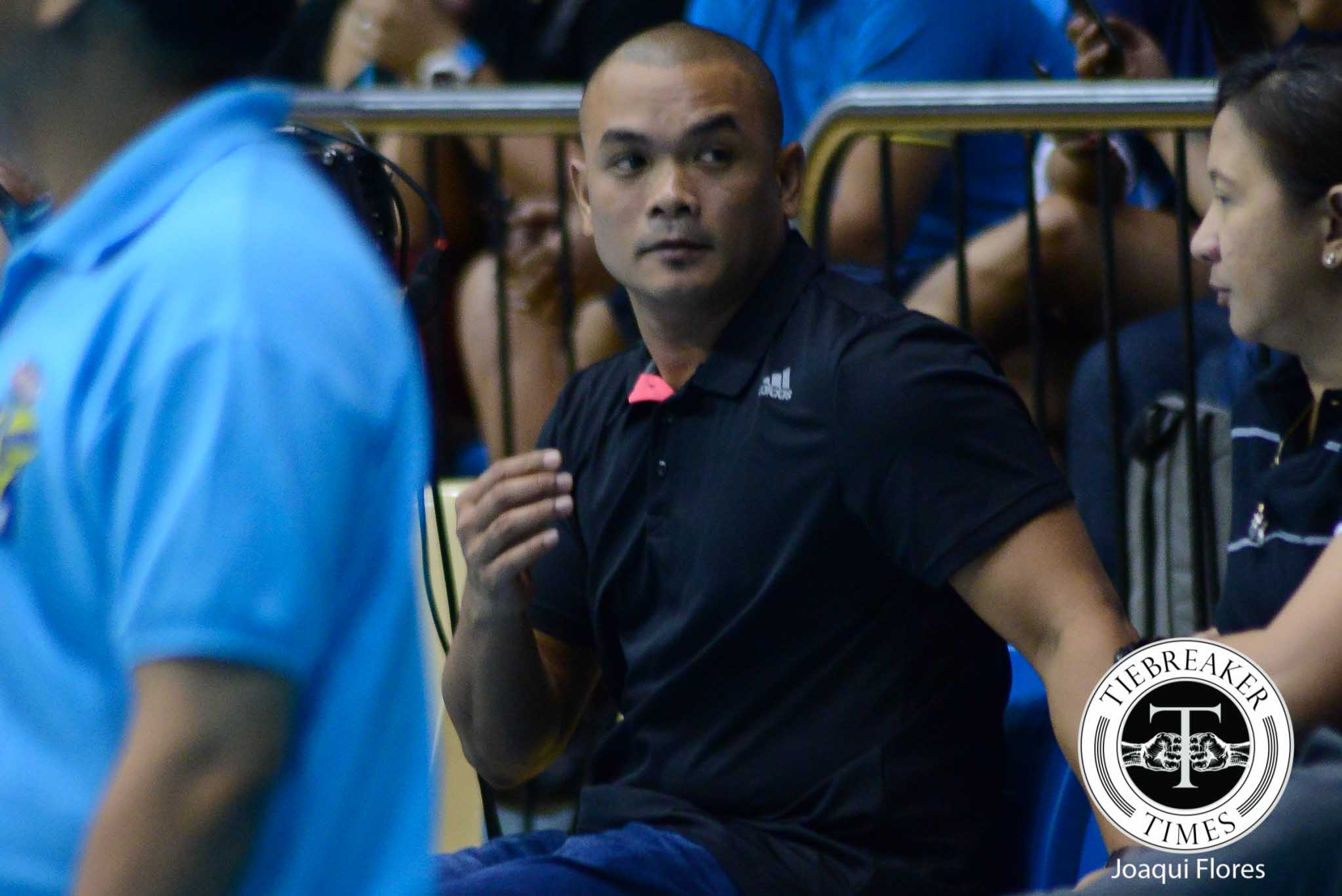 Tiebreaker Times Bad calls and searching for leaders: Kungfu on UST's costly loss News UAAP UST Volleyball  UST Women's Volleyball UAAP Season 78 Women's Volleyball UAAP Season 78 Mela Tunay Kungfu Reyes EJ Laure